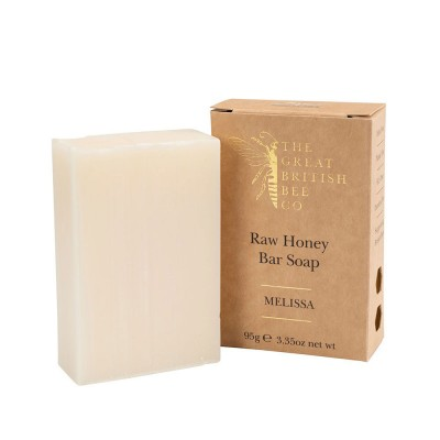 Raw Honey Soap Bar - Melissa