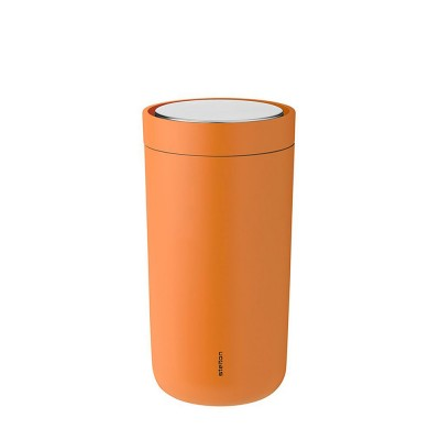 Stelton To Go Click Thermo Cup 0.2 L - Soft Orange