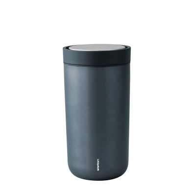 Stelton To Go Click Thermo Cup 0.2 L - Metallic Blue