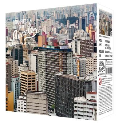 Sao Paolo 1000 Piece Jigsaw Puzzle