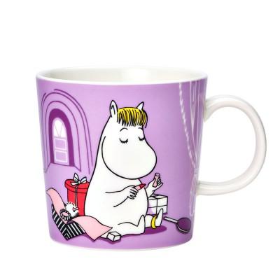 Arabia Moomin Snorkmaiden Mug