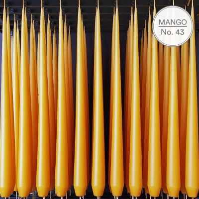 Ester & Erik Tapered Candle - Mango 43