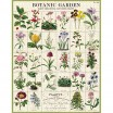 Cavallini & Co Botanic Garden 1000 Piece Vintage Puzzle