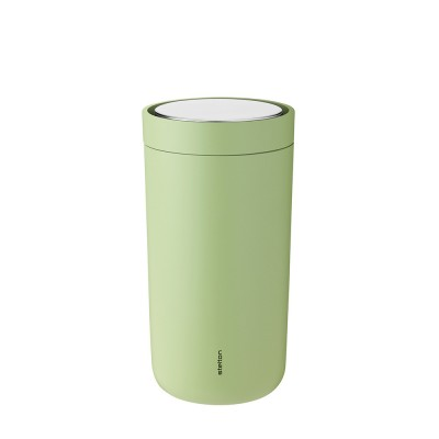 Stelton To Go Click Thermo Cup 0.2 L - Soft Green