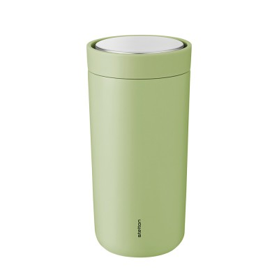 Stelton To Go Click Thermo Cup 0.4 L - Soft Green