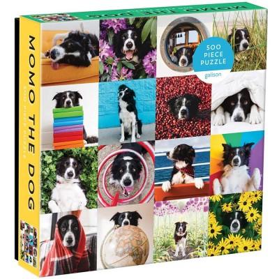 Mono The Dog 500 Piece Jigsaw