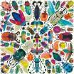 Kaleido Beetles 500 Piece Puzzle