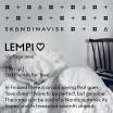 Skandinavisk Lempi (Love) Collection