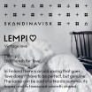 Skandinavisk Scent Collection - Lempi (Love)