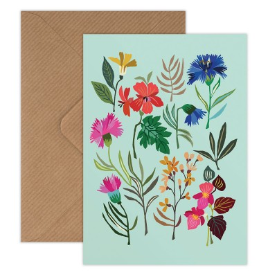 Brie Harrison Greeting Card - Summer Study