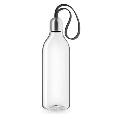 Eva Solo Backpack Drinking Bottle - Black 0.5 L