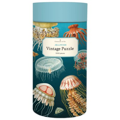Cavallini & Co Jellyfish 1000 Piece Jigsaw