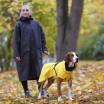 Paikka Visibility Dog Raincoat - Yellow