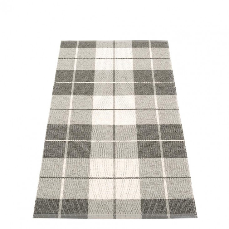 Pappelina Charcoal Ed Runner - 70 x 140 cm