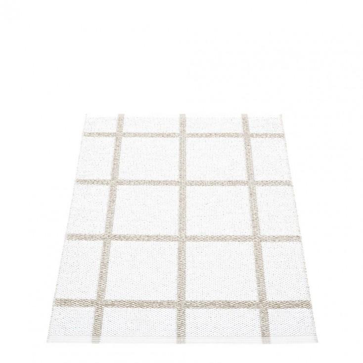 Pappelina White Ada Runner - 70 x 100 cm