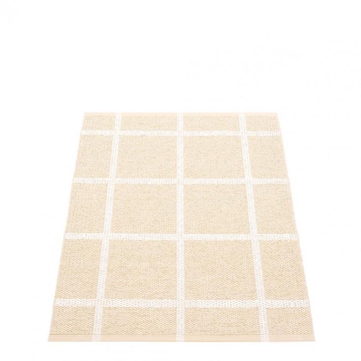 Pappelina Cream Ada Runner - 70 x 100 cm
