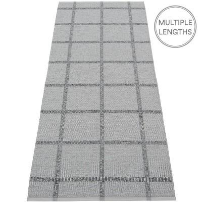 Pappelina Grey Ada Runner - 70 x 225 cm