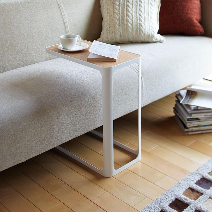 Yamazaki C Frame Table - White