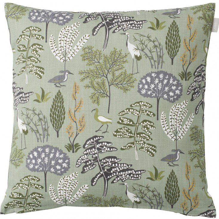 Spira Flora Cushion Cover - Green