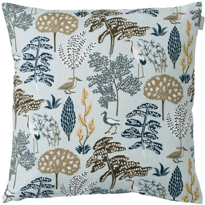 Spira Flora Cushion Cover - Blue