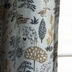 Scandinavian Fabric - Spira Flora Blue