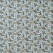 Scandinavian Fabric - Spira Flora Blue Full 150cm Width