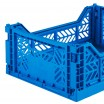 Aykasa Folding Crate Midi - Electric Blue