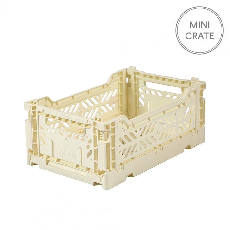 Aykasa Folding Crate Mini - Banana