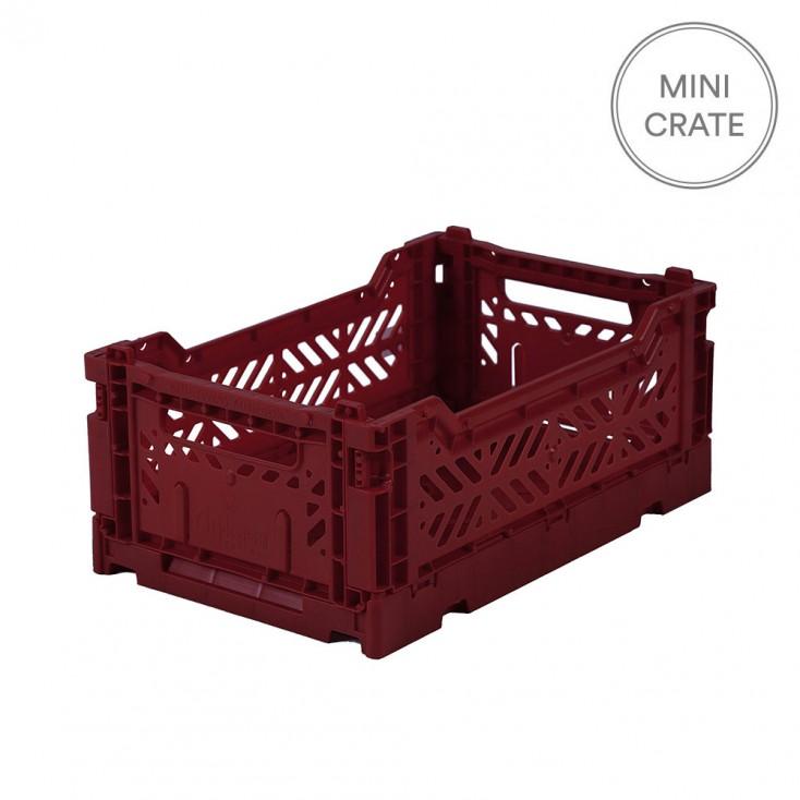 Aykasa Folding Crate Mini - Chilli Pepper