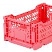 Aykasa Folding Crate Mini - Dark Pink