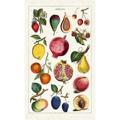 Cavallini & Co Tea Towel - Fruit