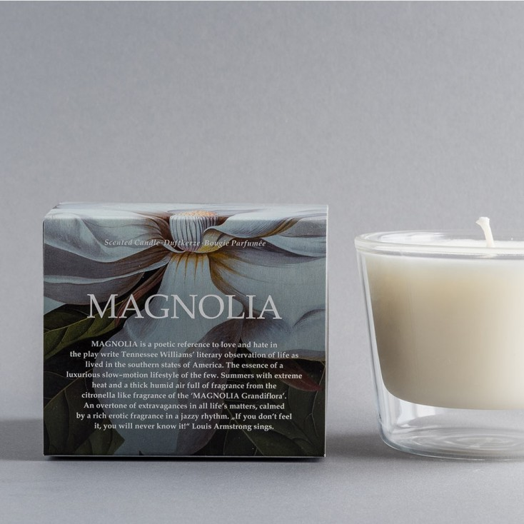 madetostay Magnolia Scented Candle