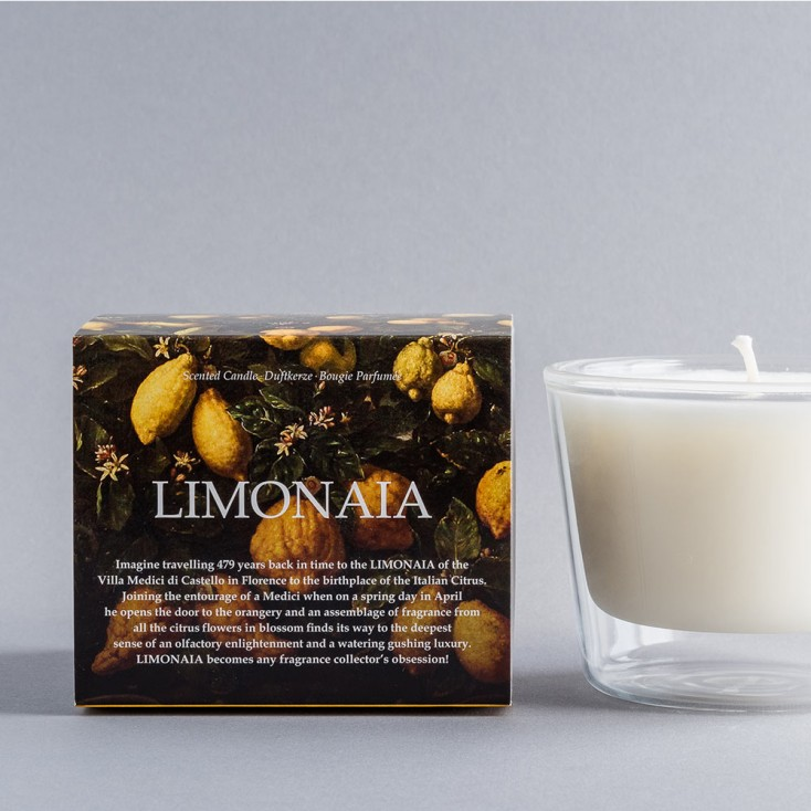 madetostay Limonaia Scented Candle