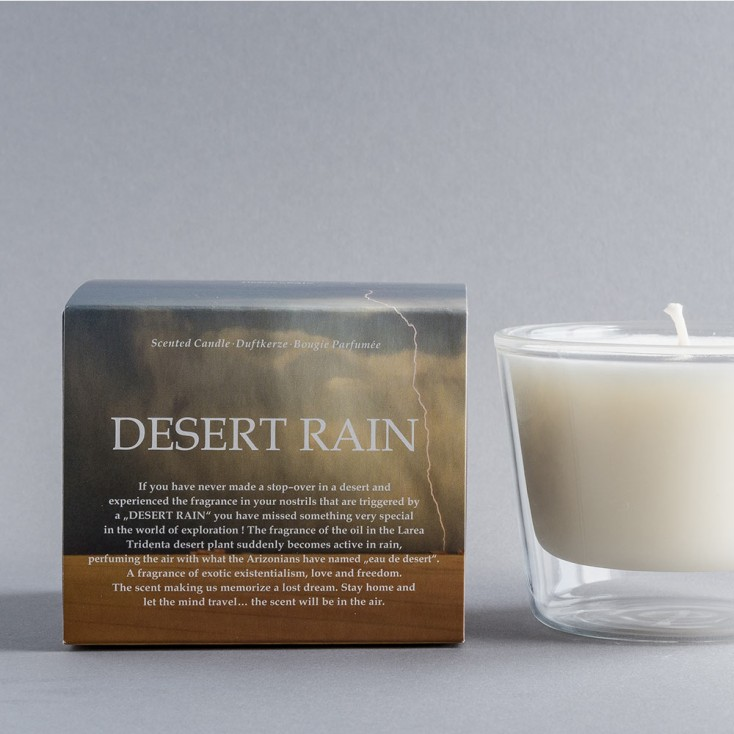 madetostay Desert Rain Scented Candle