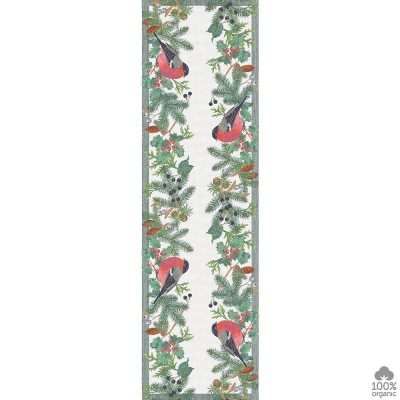 Ekelund Domherre Table Runner