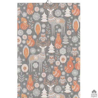 Ekelund Djurliv Kitchen Towel