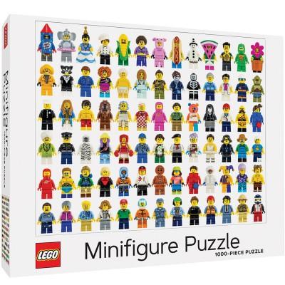 LEGO® Minifigure 1000-Piece Jigsaw
