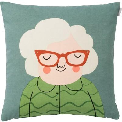 Spira of Sweden Face Cushion Cover - Elsa