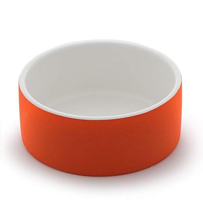 Paikka Large Soak-to-Cool Water Bowl - Tangerine
