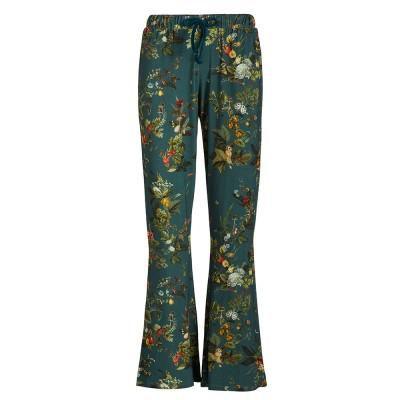 Autumn In Leaf Pyjama Trousers - Green