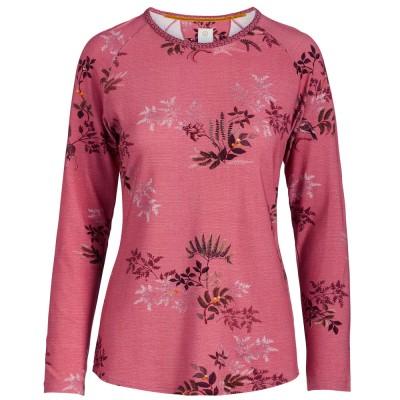 Woodsy Tales Pink Loungewear Top - Pip Studio
