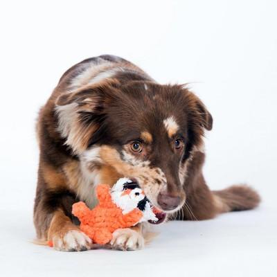 Laboni Timothy Tiger Dog Toy