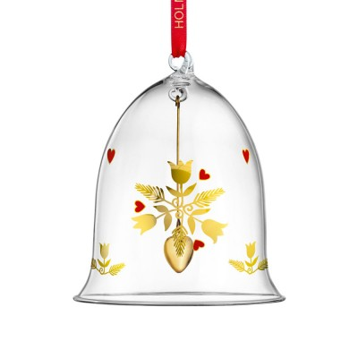 Holmegaard Annual Christmas Bell 2020 - 10.5 cm