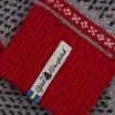 Öjbro Swedish Wool Socks - Skaftö Grey