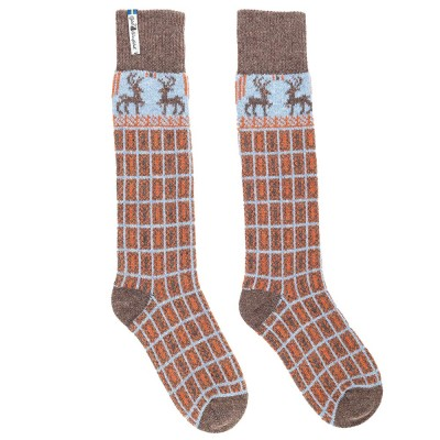 Öjbro Swedish Wool Socks - Scania Mårten