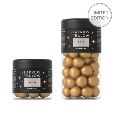 Lakrids By Bülow Chocolate Coated Liquorice - Gold