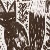 Lapuan Kankurit Metsikkö Blanket - Brown