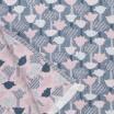 Lapuan Kankurit Tulppaani Blanket - Rose & Blue