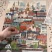 Martin Schwartz Odense 1000 Piece Jigsaw Puzzle