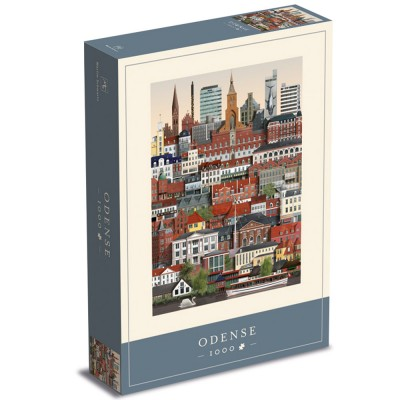 Odense Jigsaw Puzzle 1000 Piece